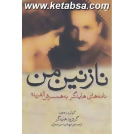 نازنین من : نامه های هایدگر به همسرش الفریده (نقش و نگار)